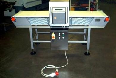 Metal detector alimentare